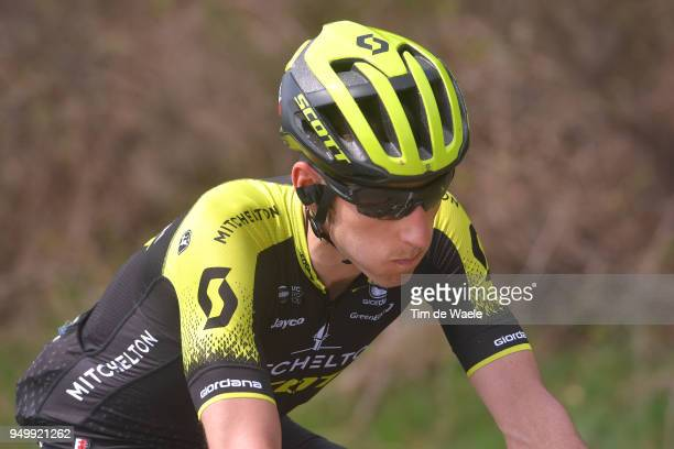 Carlos Verona of Spain and Team MitcheltonScott / during the104th LiegeBastogneLiege 2018 a 2585km race from Liege to LiegeAns on April 22 2018 in...