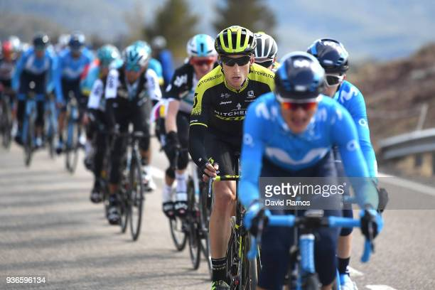 Carlos Verona Quintanilla of Spain and Team MitcheltonScott / during the 98th Volta Ciclista a Catalunya 2018 Stage 4 a 1708km stage from LlanarsVall...