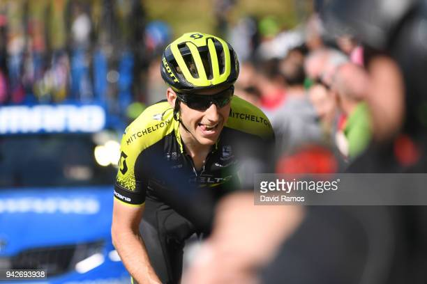 Carlos Verona Quintanilla of Spain and Team MitcheltonScott / during the 58th Vuelta Pais Vasco 2018 Stage 5 a 1647km stage from VitoriaGasteiz to...