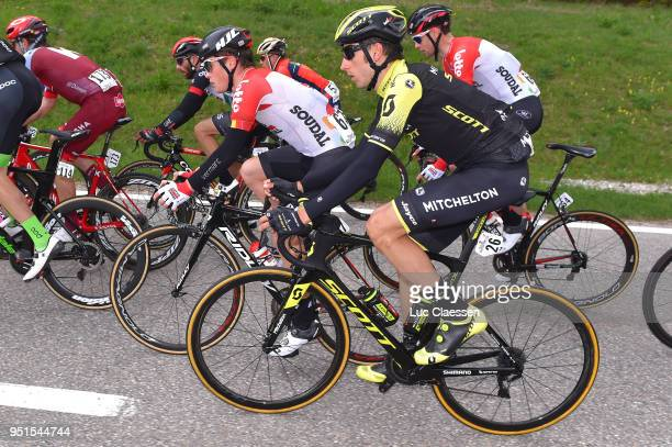 Carlos Verona Quintanilla of Spain and Team MitcheltonScott / during the 72nd Tour de Romandie 2018 Stage 2 a 1739km stage from Delemont to...