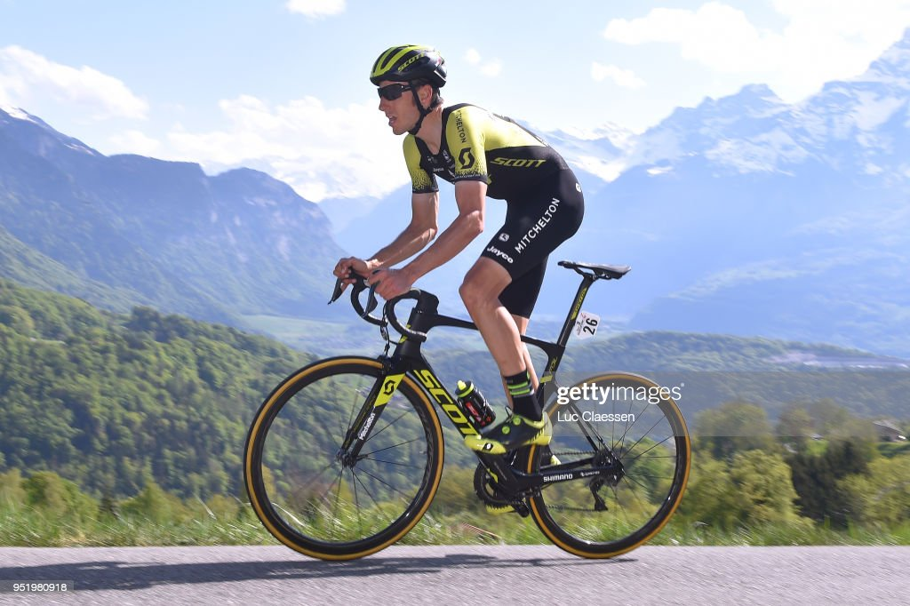 Cycling: 72nd Tour de Romandie 2018 / Stage 3 : News Photo