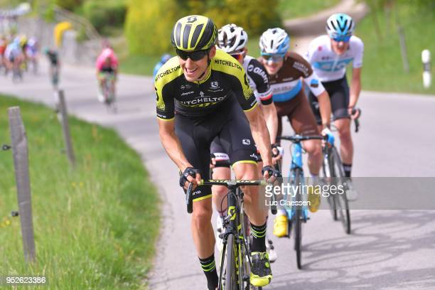 Carlos Verona Quintanilla of Spain and Team MitcheltonScott / during the 72nd Tour de Romandie 2018 Stage 5 a 1818km stage from MontsurRolle to...