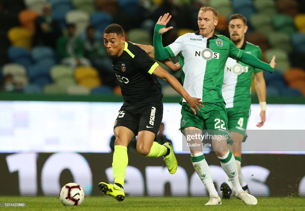 Sporting CP v Rio Ave FC - Portuguese Cup : News Photo