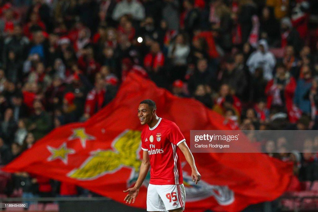 SL Benfica v SC Braga - Taca De Portugal : News Photo