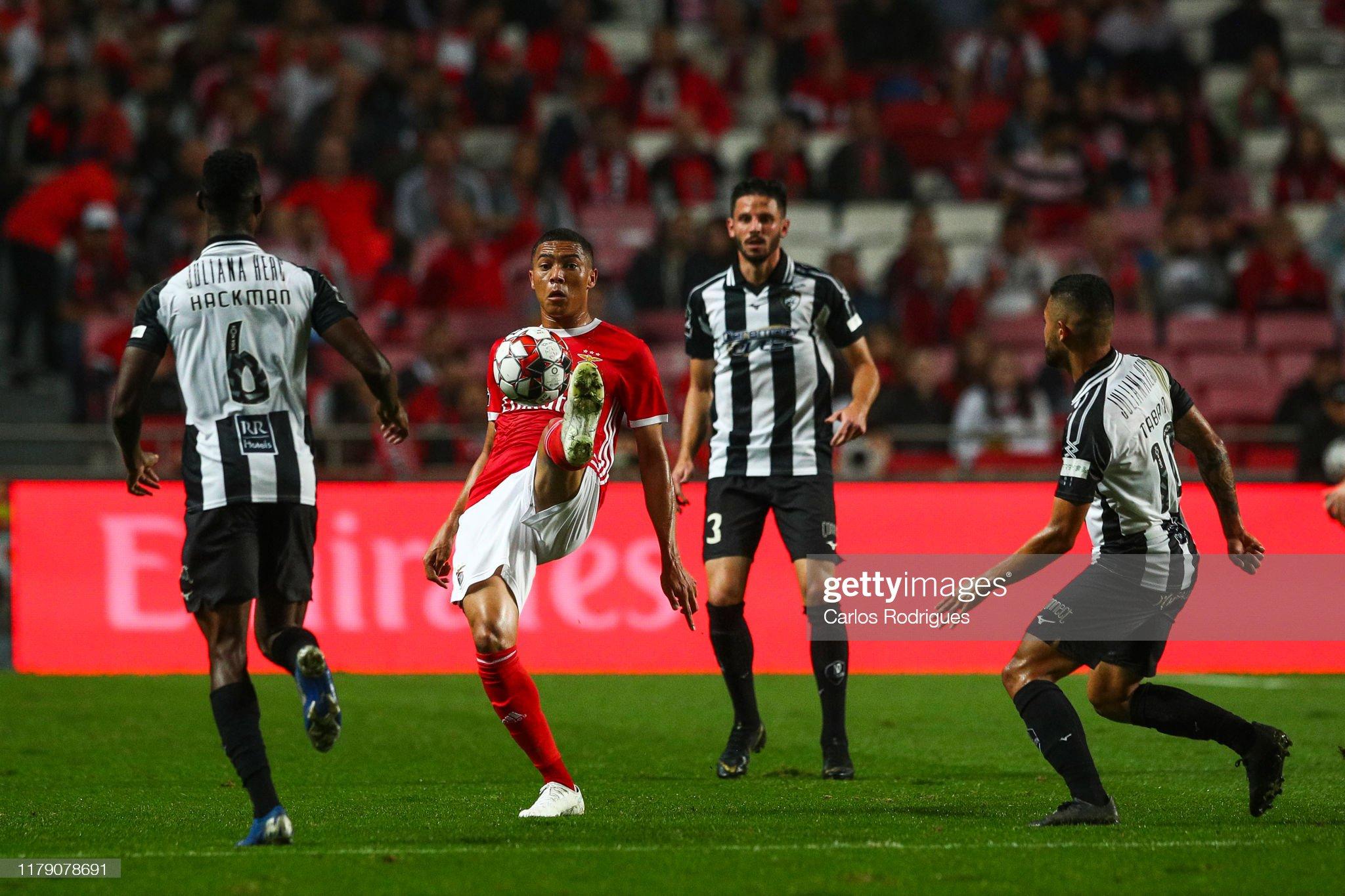 Portimonense vs Benfica v Preview, prediction and odds