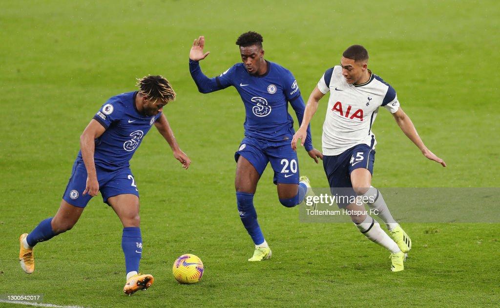 Tottenham Hotspur v Chelsea - Premier League : ニュース写真