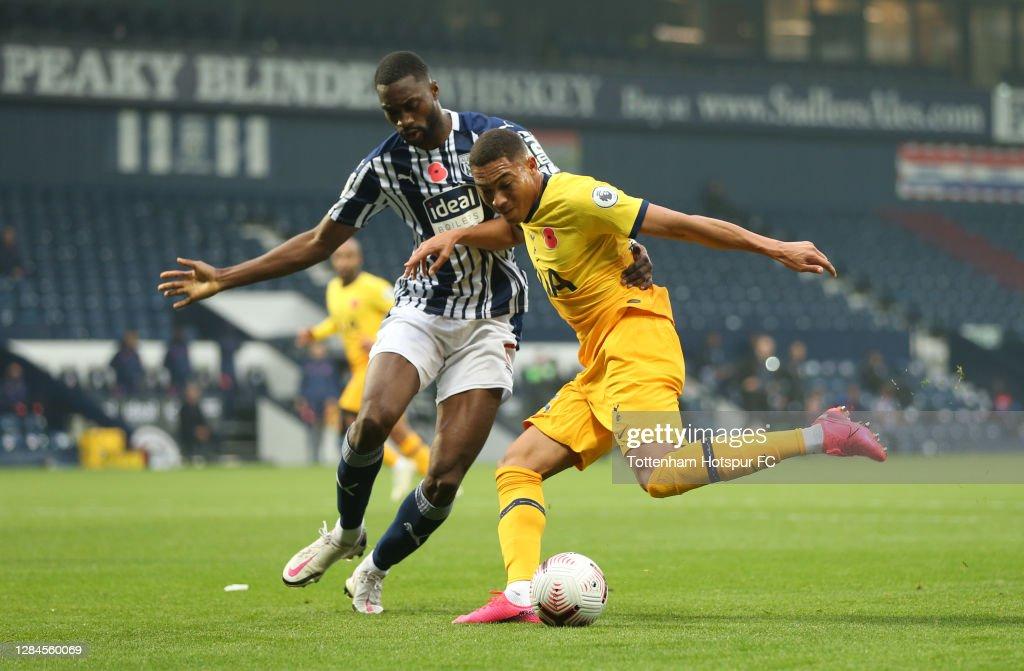 West Bromwich Albion v Tottenham Hotspur - Premier League : ニュース写真