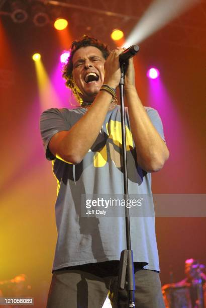 Carlos Vives during Carlos Vives in Concert at the Seminole Hard Rock May 17 2007 at Seminole Hard Rock in Hollywood Florida United States