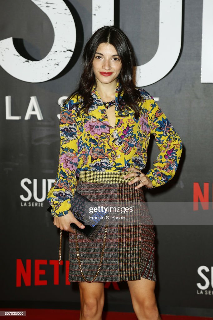 Netflix's Suburra The Series Premiere In Rome : News Photo