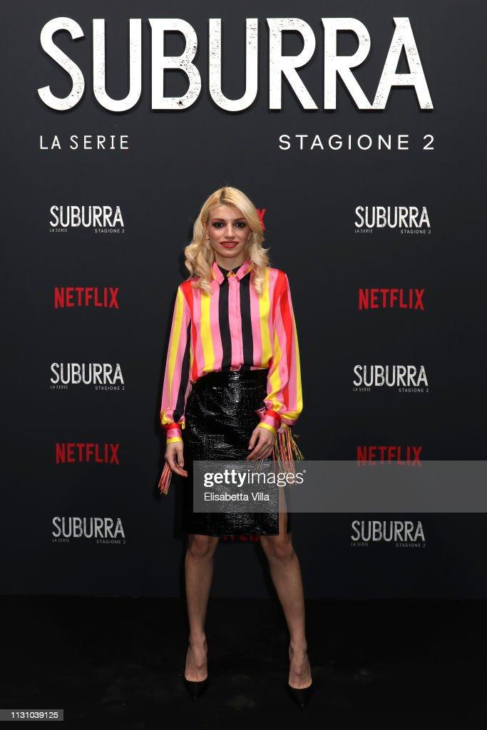 "Netflix ""Suburra"" The Series - Season 2 After Party : News Photo"