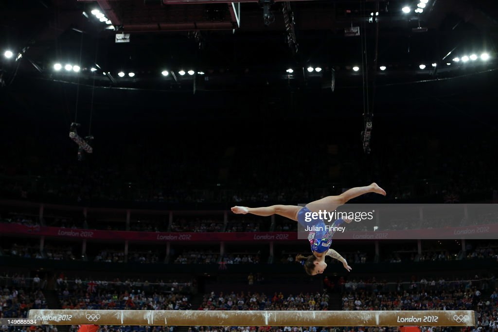 Olympics Day 6 - Gymnastics - Artistic : News Photo
