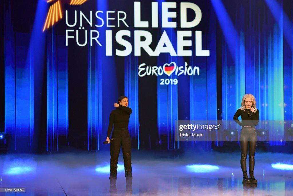 "DEU: ""Unser Lied fuer Israel"" From Berlin"