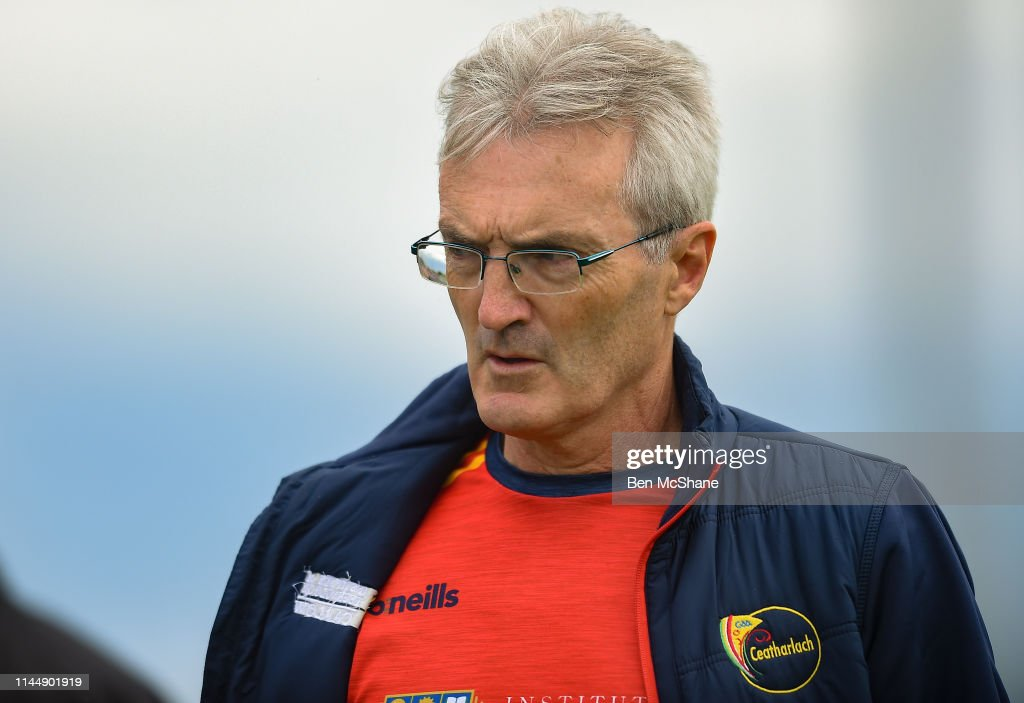 IRL: Carlow v Kilkenny - Leinster GAA Hurling Senior Championship Round 2