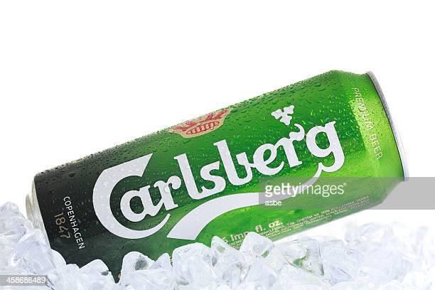Carlsberg Can on Ice