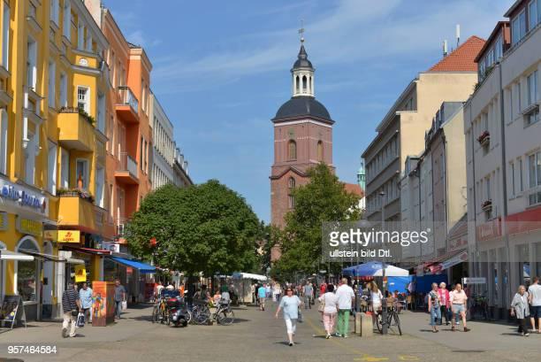 CarlSchurzStrasse Altstadt Spandau Berlin Deutschland