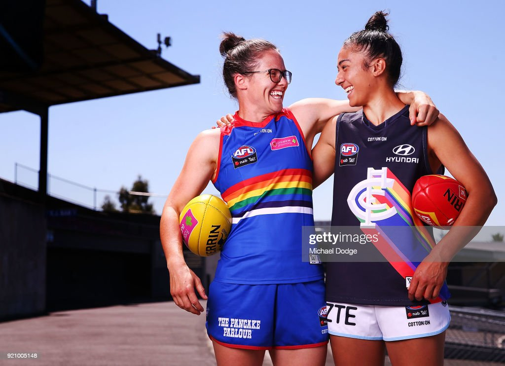 AFLW Pride Game Media Opportunity