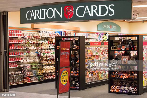 Hallmark card stock photos and pictures getty images carlton cards gifts and greeting cards store in toronto carlton cards founded by harry harshman in m4hsunfo