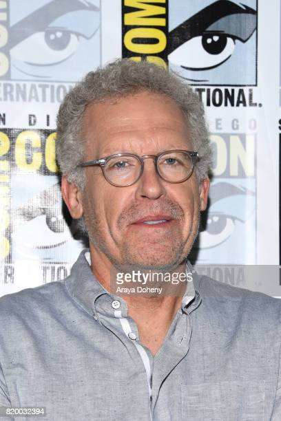 Carlton Cuse attends the The Strain press conference at ComicCon International 2017 on July 20 2017 in San Diego California