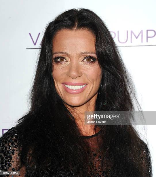 Carlton Gebbia attends the The Real Housewives of Beverly Hills and Vanderpump Rules premiere party at Boulevard3 on October 23 2013 in Hollywood...