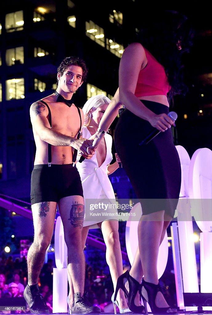 MTV Fandom Awards San Diego - Show : News Photo