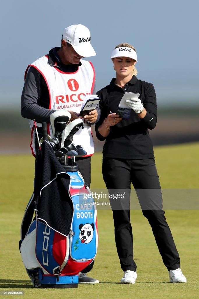 Ricoh Women's British Open - Day One