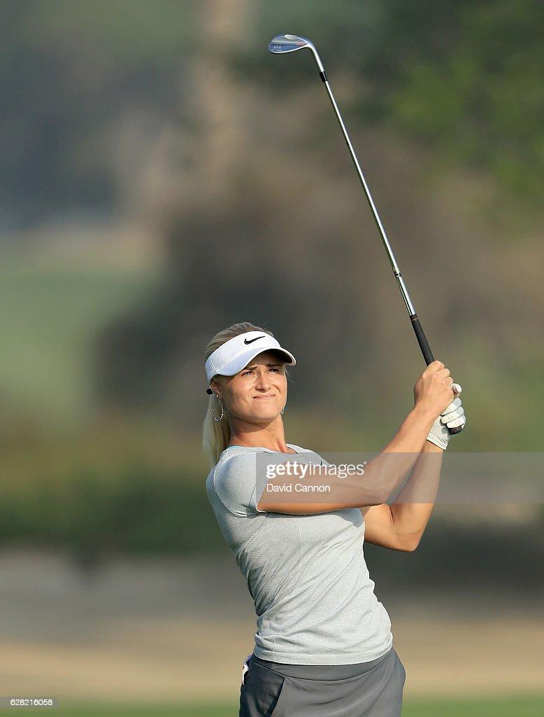 Omega Dubai Ladies Masters - Day One