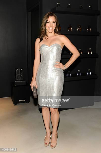 Carly Craig attends Vanity Fair And Vera Wang Celebrate The Opening Of Vera Wang On Rodeo Drive on June 18 2014 in Beverly Hills California