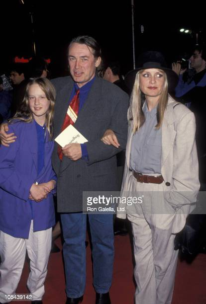 Carly Lawson Leigh Lawson and Twiggy Lawson during Groundhog Day Hollywood Premiere at Mann's Village Theater in Westwood California United States