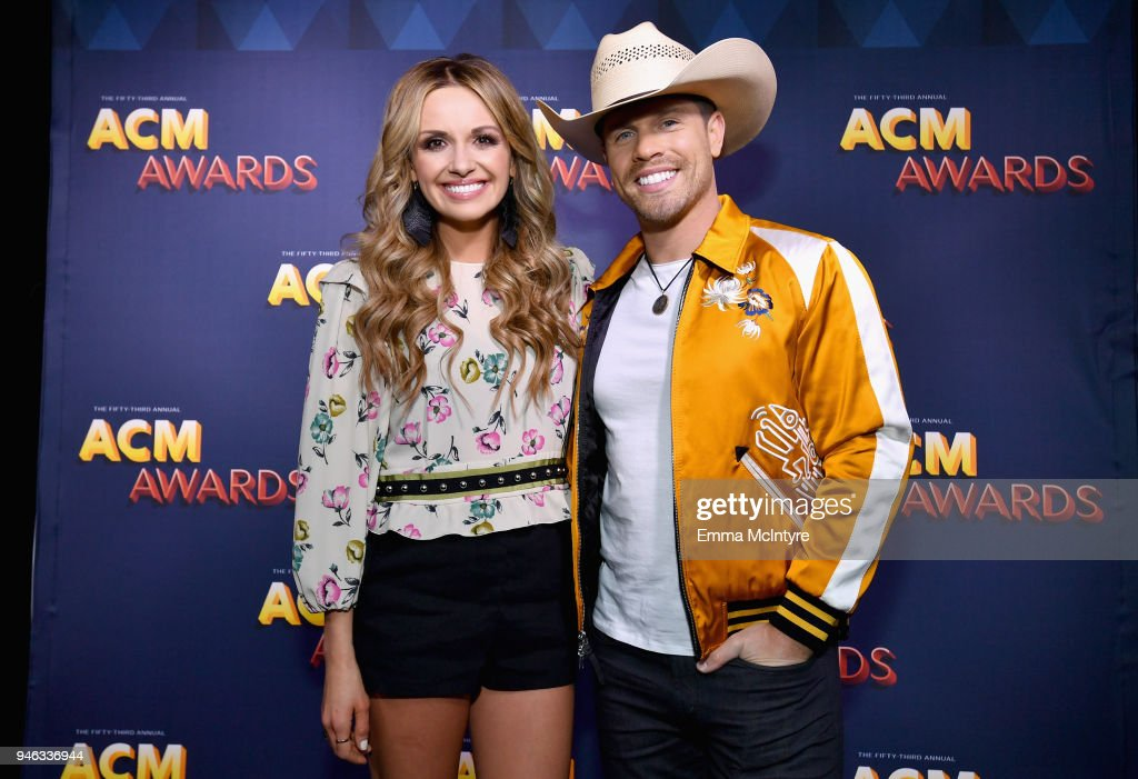 NV: 53rd Academy Of Country Music Awards Radio Awards Reception