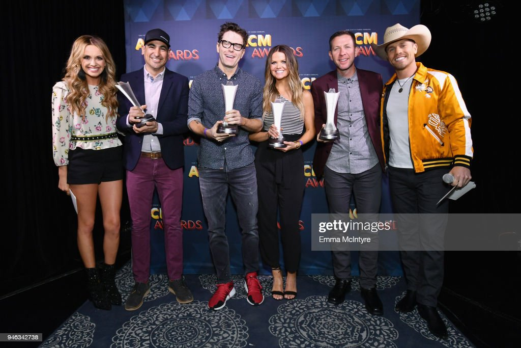 53rd Academy Of Country Music Awards Radio Awards Reception : News Photo