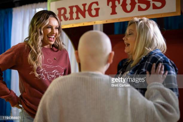 Carly Pearce attends Country Cares for St Jude Kids Seminar at The Peabody on January 17 2020 in Memphis Tennessee