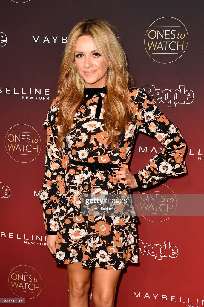 """People's """"Ones To Watch"""" - Arrivals"""
