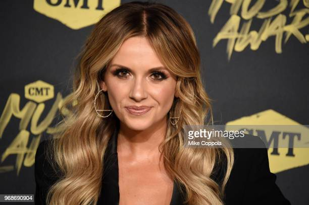 Carly Pearce attends the 2018 CMT Music Awards at Bridgestone Arena on June 6 2018 in Nashville Tennessee