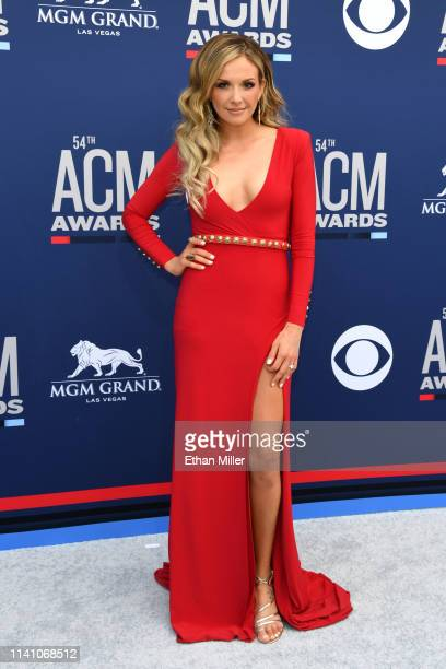 Carly Pearce attends the 54th Academy Of Country Music Awards at MGM Grand Hotel & Casino on April 07, 2019 in Las Vegas, Nevada.