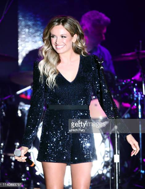 Carly Pearce onstage at ACM Lifting Lives® Decades on April 06 2019 in Las Vegas Nevada