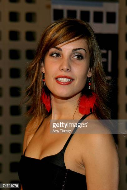 Carly Pope at the ArcLight Hollywood Cinerama Dome in Los Angeles California