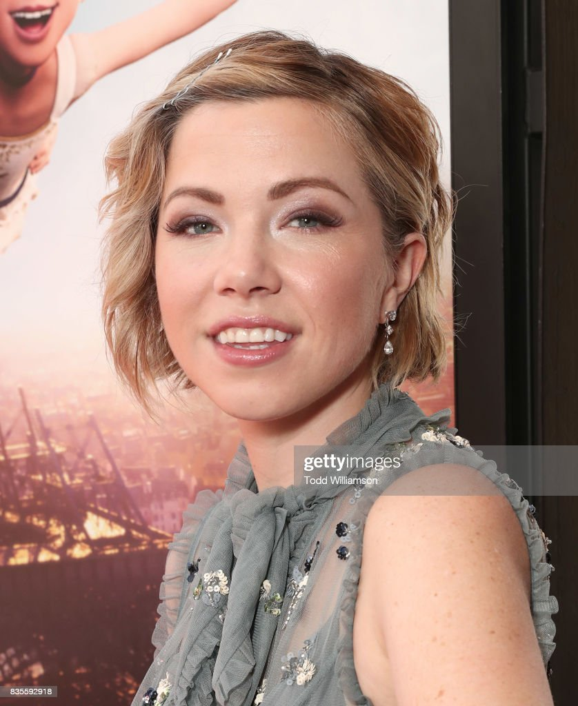 Carly Rae Jepsen attends the premiere Of The Weinstein Company's 'Leap!' at Pacific Theatres at The Grove on August 19, 2017 in Los Angeles, California.