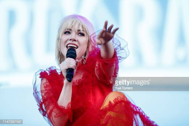 Carly Rae Jepsen performs in concert during Primavera Sound on May 31 2019 in Barcelona Spain
