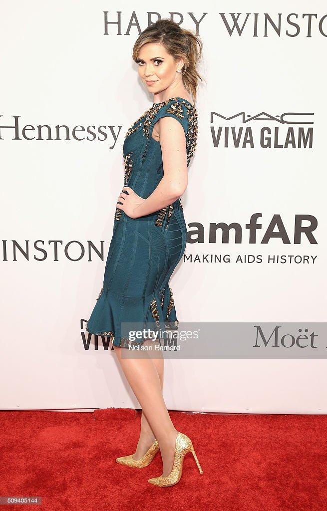2016 amfAR New York Gala - Arrivals