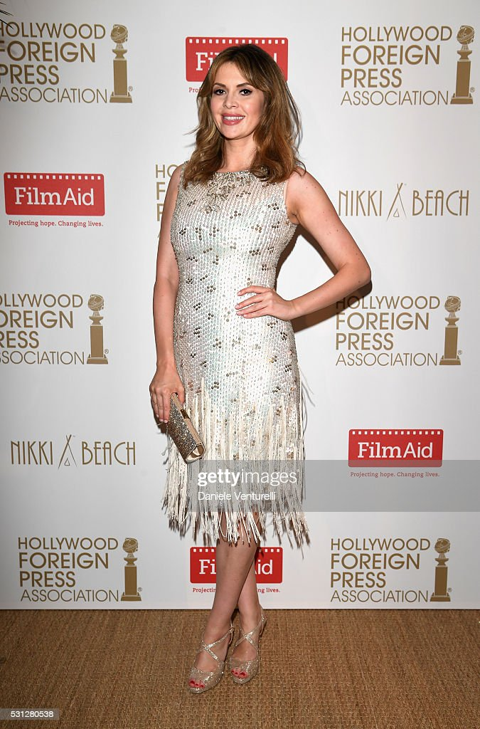 The Hollywood Foreign Press Association Honour Filmaid International - The 69th Annual Cannes Film Festival