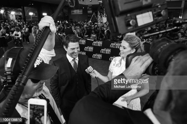 Producer Jake Myers attends the 'Mission Impossible Fallout' US Premiere at Lockheed Martin IMAX Theater at the Smithsonian National Air Space Museum...