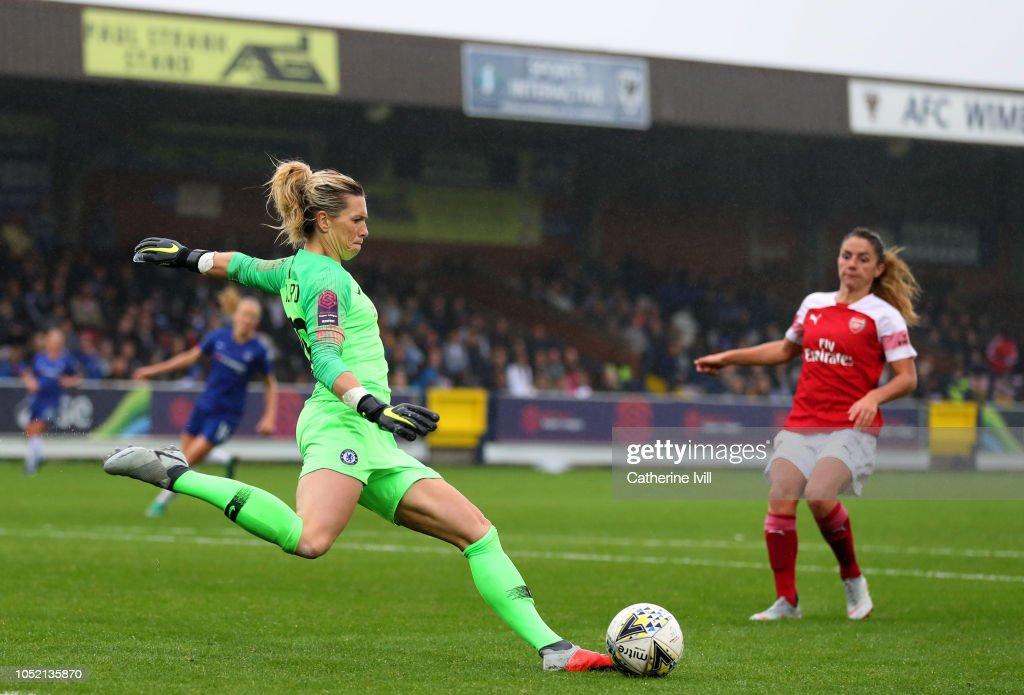 Chelsea Women v Arsenal - FA WSL : News Photo