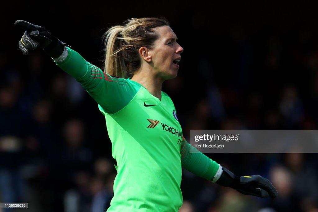 Chelsea Women v West Ham United Women - WSL : News Photo
