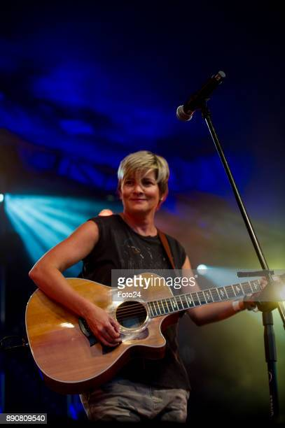 CarmaAnn Swanepoel of the group Henry Ate was part of the opening acts during the rock band Texas Twocity Tour on December 08 2017 in Cape Town South...