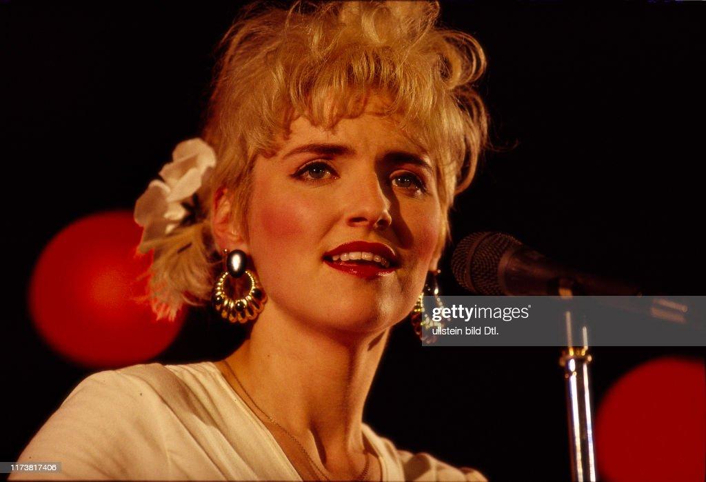 Carmel, british singer, Montreux Jazz Festival 1988 News