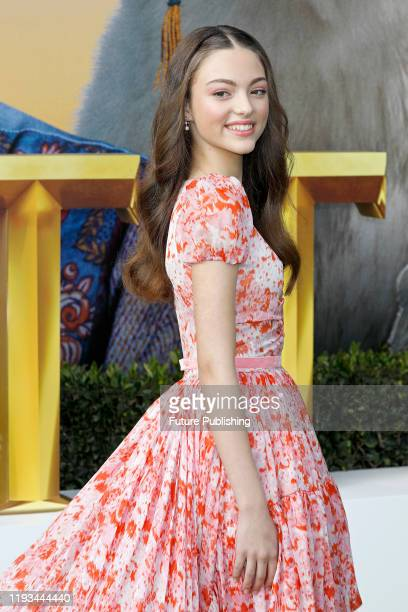 Carmel Laniado photographed at the Premiere 'Dolittle' at Regency Village Theatre on January 11 2020 in Westwood California PHOTOGRAPH BY P Lehman /...