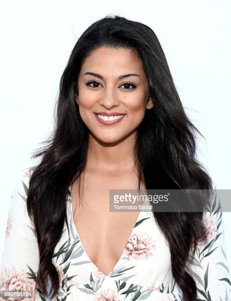 Carmela Zumbado attends the Shorts Program 4 during 2017 Los Angeles Film Festival at ArcLight Cinemas on June 16 2017 in Culver City California