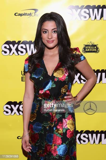 Carmela Zumbado attends The Wall of Mexico during the 2019 SXSW Conference and Festivals at Stateside Theatre on March 8 2019 in Austin Texas