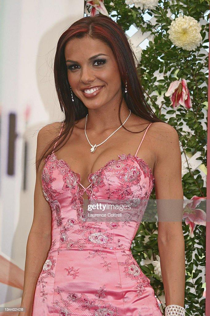 Playboy's 2004 Playmate of the Year - Carmella De Cesare : News Photo