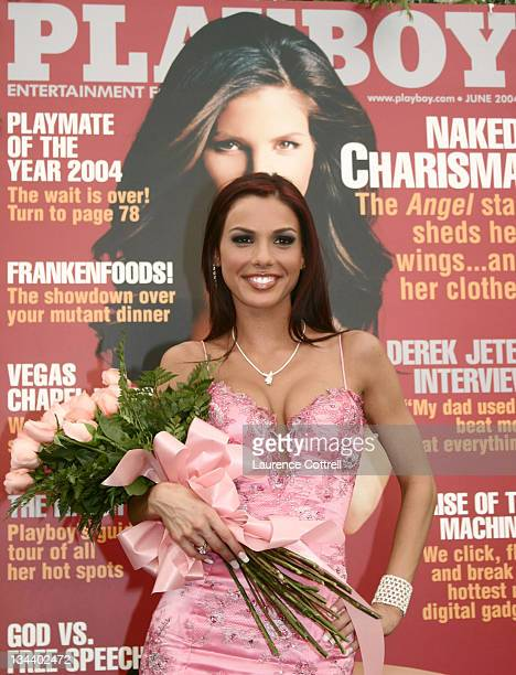 Carmella De Cesare Playboy's 2004 Playmate of the Year